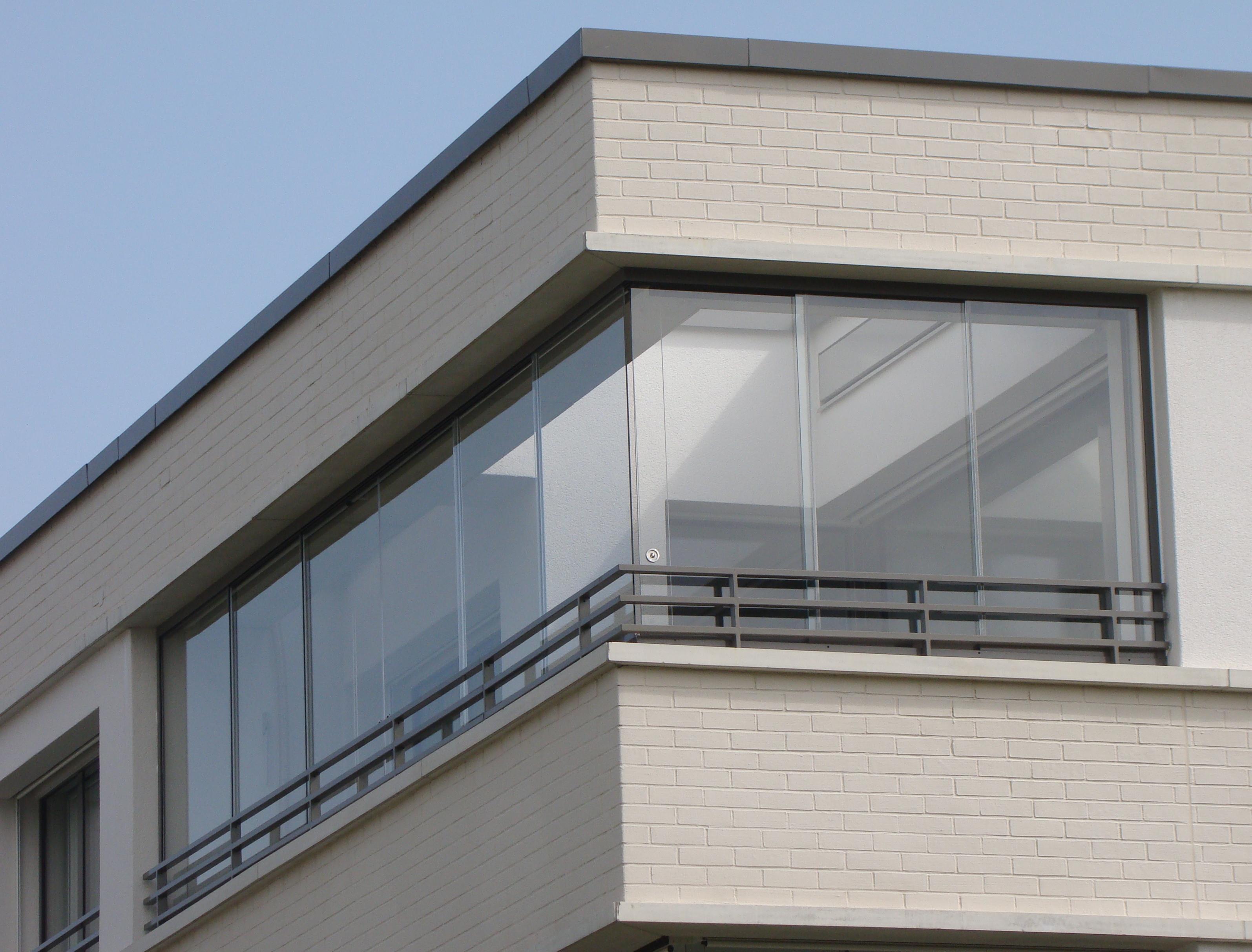 Balkonverglasung Winterthur Balkonverglasungen Windschutz